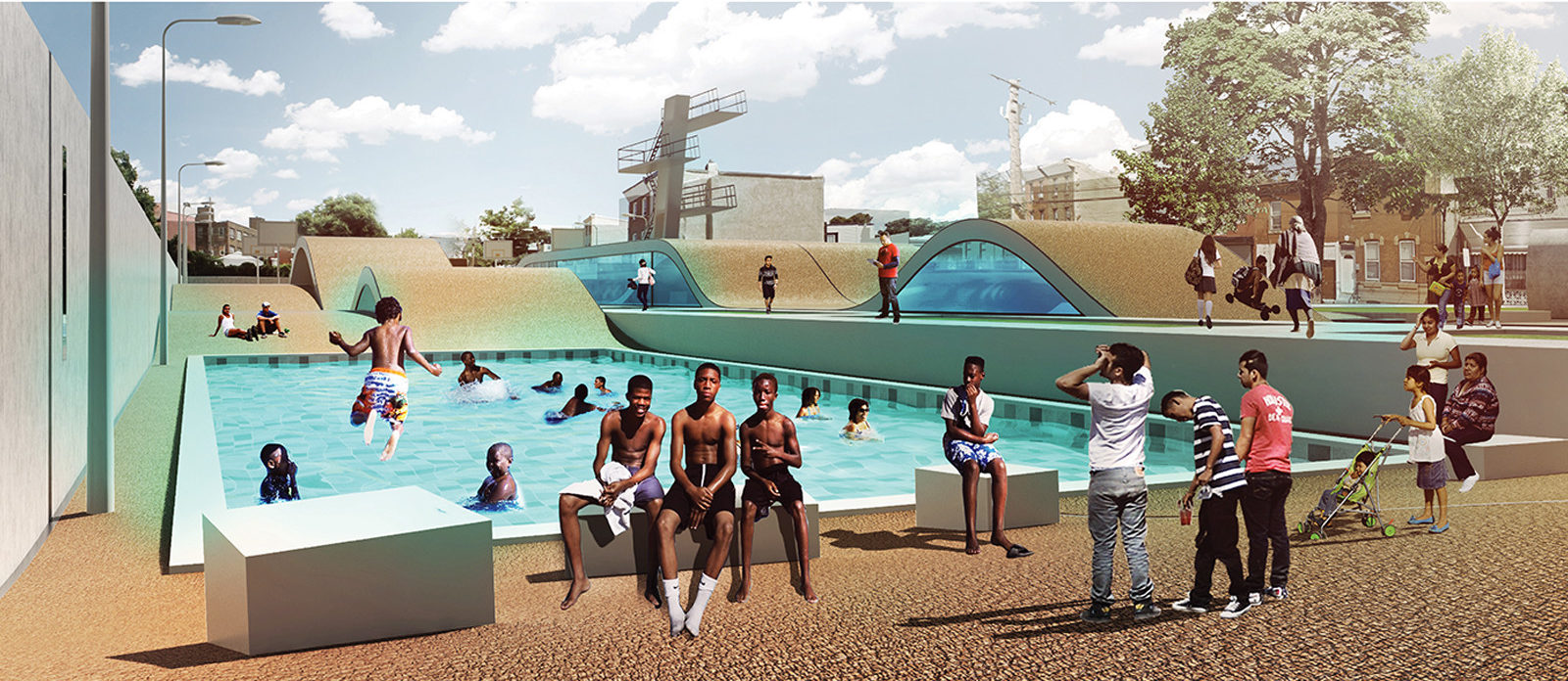 Inclusive Waterpark