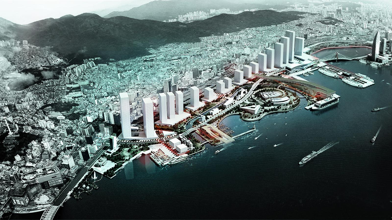 Busan Waterfront