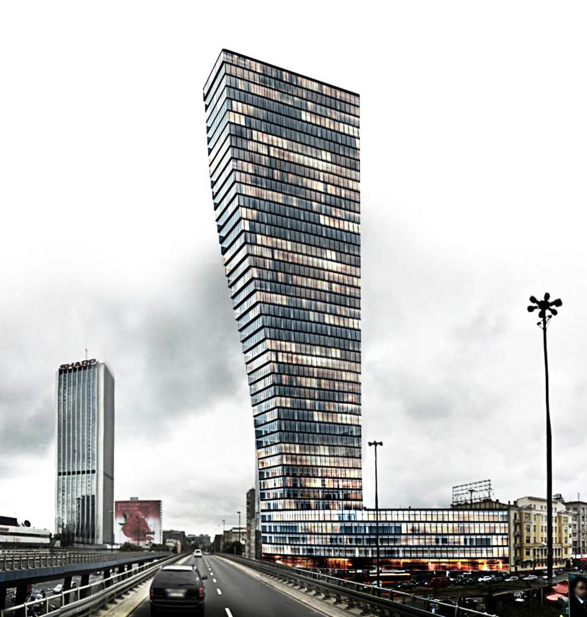 Warsaw Cityscraper